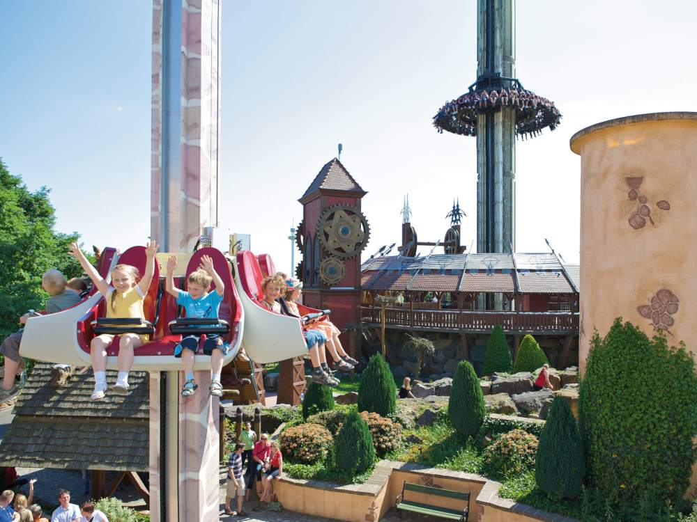 Heide Park Screamy für Kinder